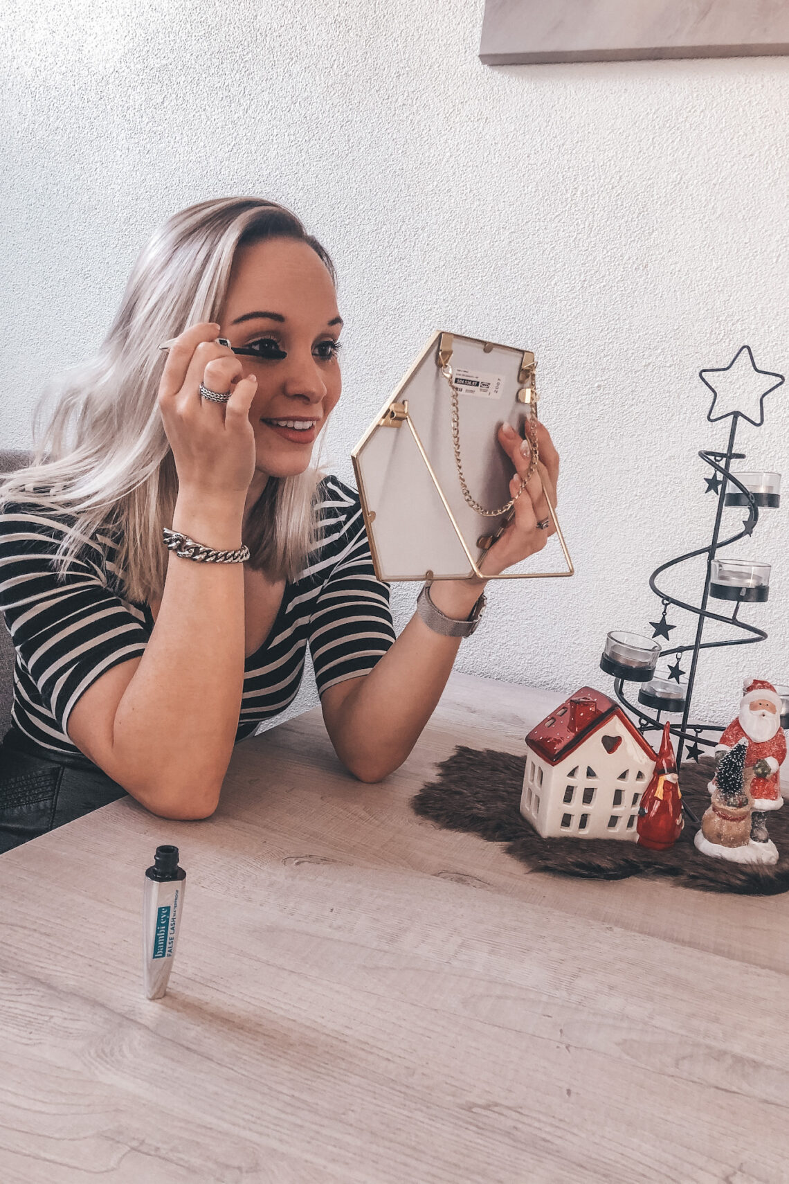 jessicakok.nl gebruikt de L'Oréal Bambi Eyes Waterproof mascara