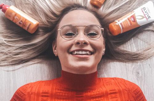 jessicakok.nl met de L'Oréal Elvive producten van de Dream Lengths lijn