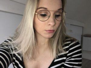 De mke-up look die ik heb gemaakt met de L'Oréal Bambi Eyes Waterproof Mascara