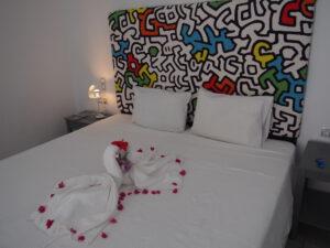 jessicakok.nl haar hotel kamer hotel Beach Boutique