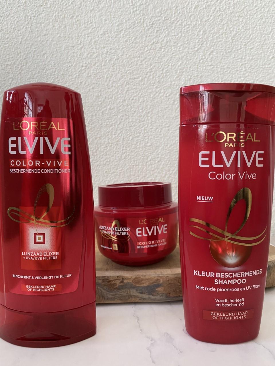 Review: L'Oréal Elvive Color Vive