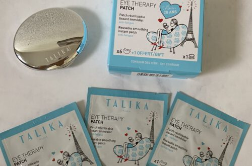 Review: Talika Eye Therapy Patches
