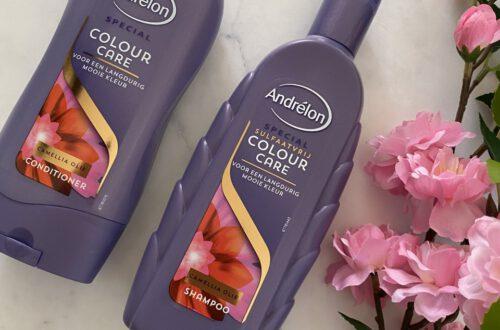 Review: Andrélon Colour Care Lijn