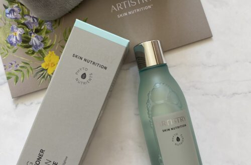 Review: Artistry Skin Nutrition Hydrating Smoothing Toner